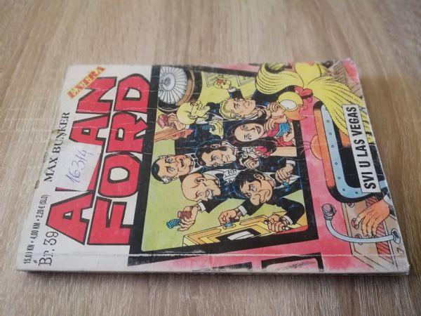 Alan Ford extra 39 - Svi u Las Vegas (Strip agent)