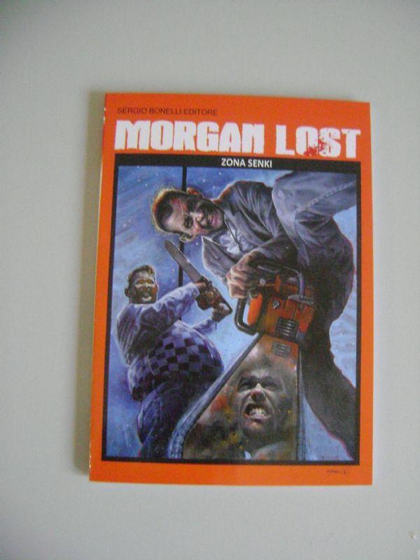 MORGAN LOST 23 - FORMA B