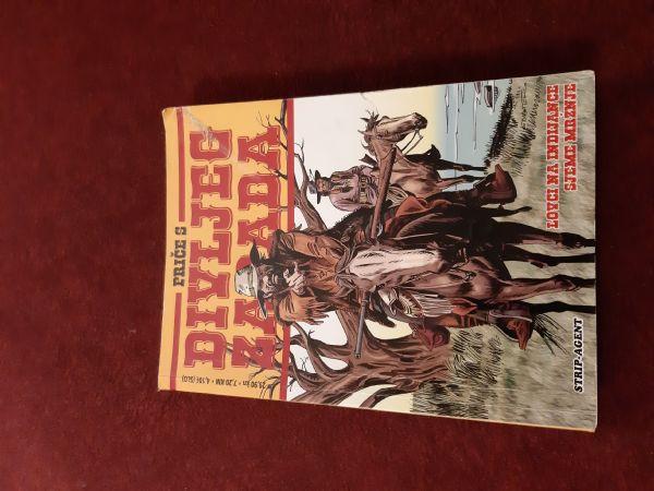 Priče s Divljeg zapada br. 24 Lovci na indijance / Sjeme mržnje