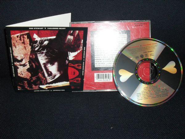 CD ROD STEWART - VAGABOND HEART (5)