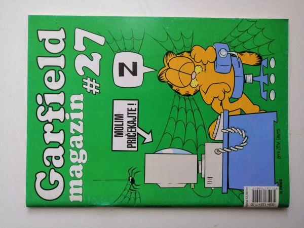 Garfield magazin 27 (Bookglobe)