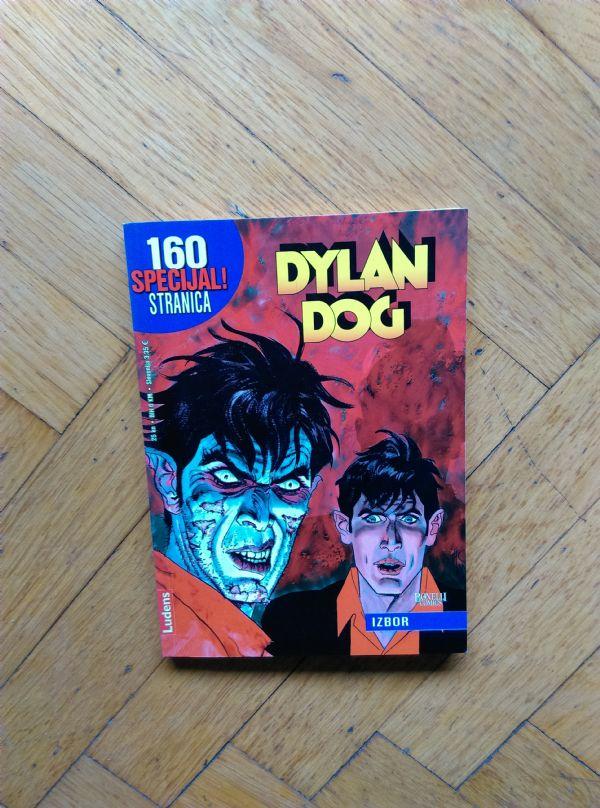 Dylan Dog specijal: Izbor