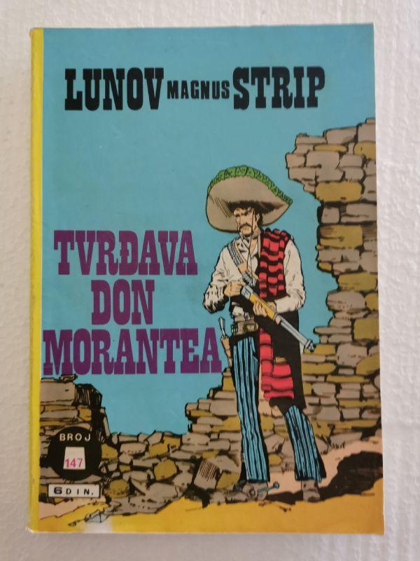 KIT 147. Tvrđava Don Morantea