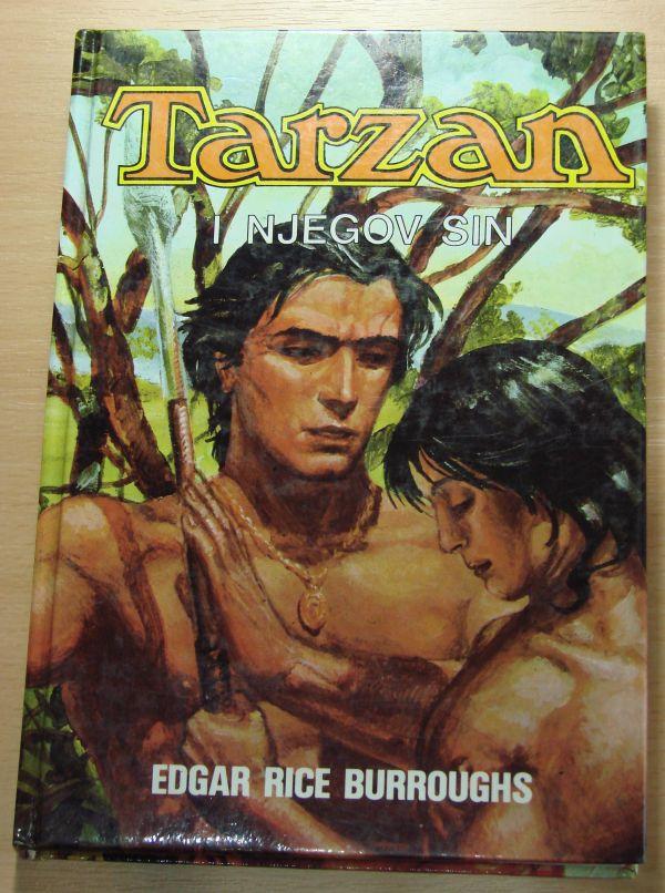 Edgar R. Burroughs: Tarzan i njegov sin