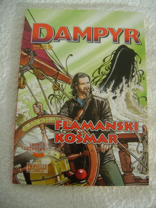 DAMPYR 25 - FLAMANSKI KOŠMAR - VESELI ČETVRTAK