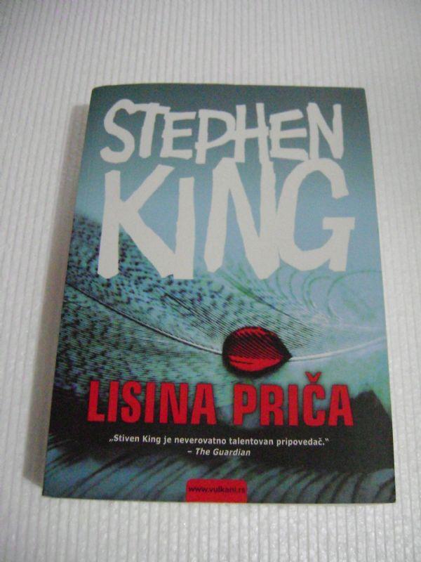 LISINA PRIČA - STEPHEN KING - VULKAN