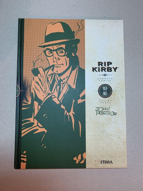 Rip Kirby 6 (Fibra)