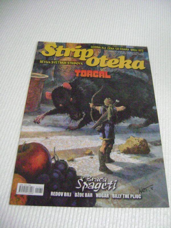 STRIPOTEKA 1072