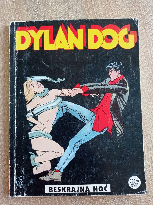 Dylan Dog 26 Beskrajna noć (SD)