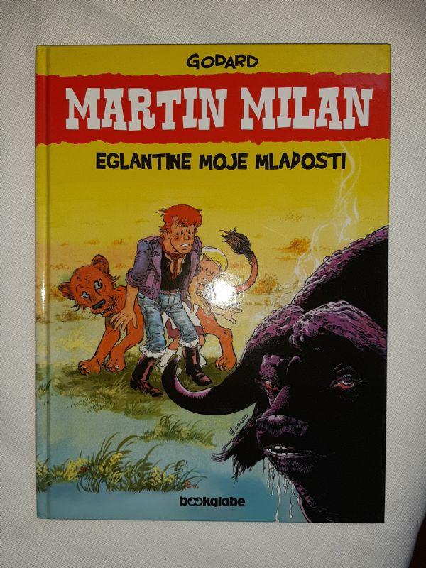 M. MILAN-EGLANTINE MOJE MLADOSTI