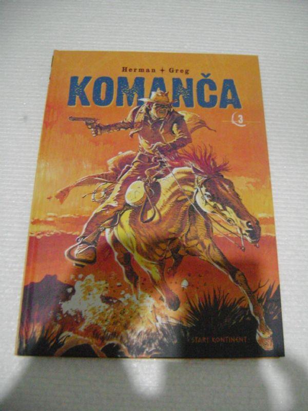 KOMANČA 3 - ČAROBNA KNJIGA