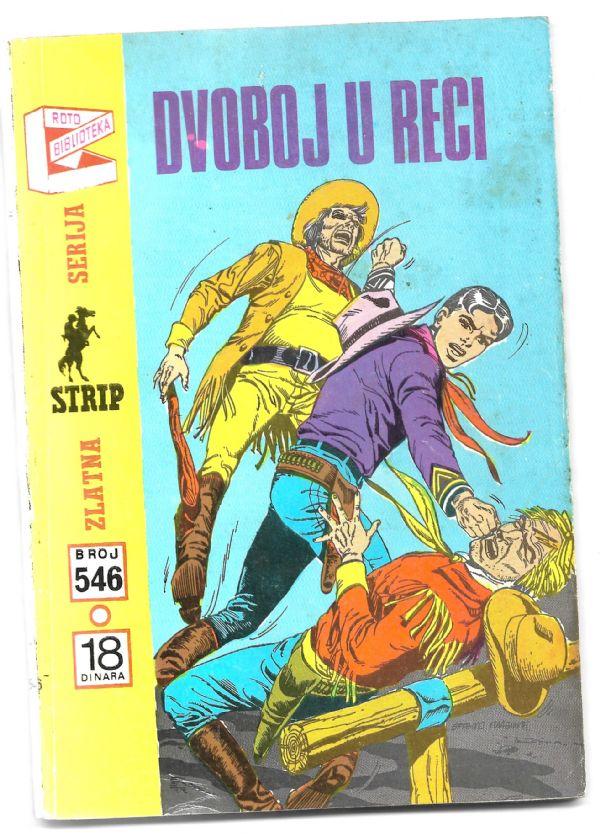 K.Miki , Dvoboj u reci , br.546 , +4/-5