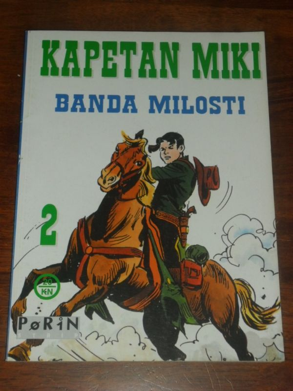 Kapetan Miki Porin br. 2 Banda milosti (-5)