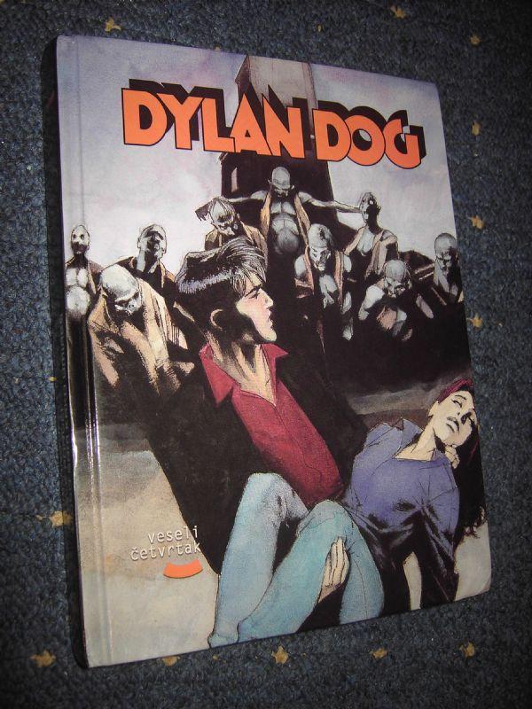 Biblioteka Dylan Dog VČ knjiga br.9  (+4/-5) HC