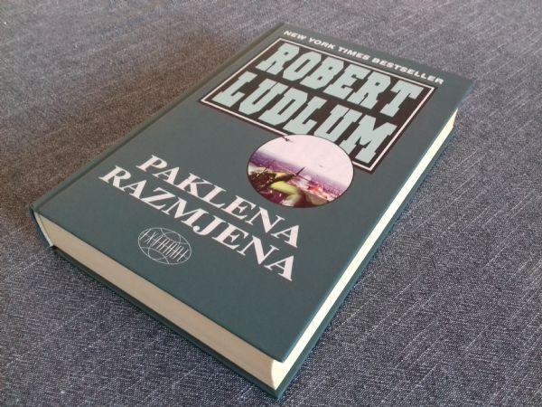 PAKLENA RAZMJENA - Robert Ludlum