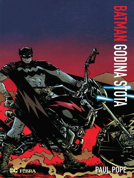 BATMAN - GODINA STOTA  (Strip album HC)