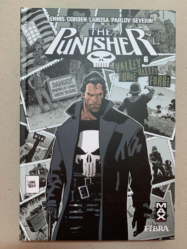 Punisher 6 (Fibra)