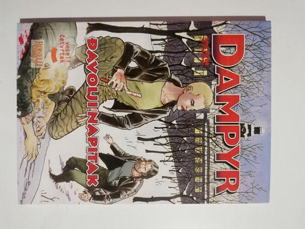 Dampyr 23 - Đavolji napitak (Veseli četvrtak)