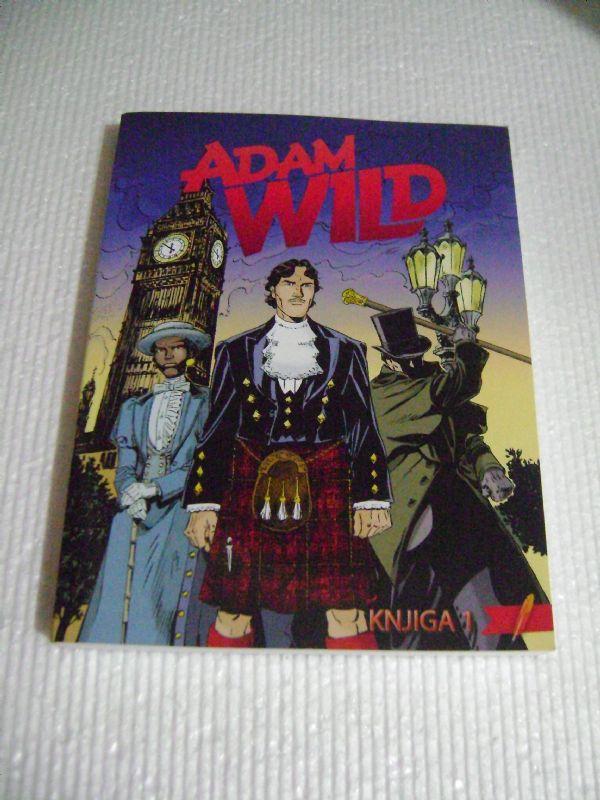 ADAM WILD KNJIGA 1 - PHOENIXPRESS