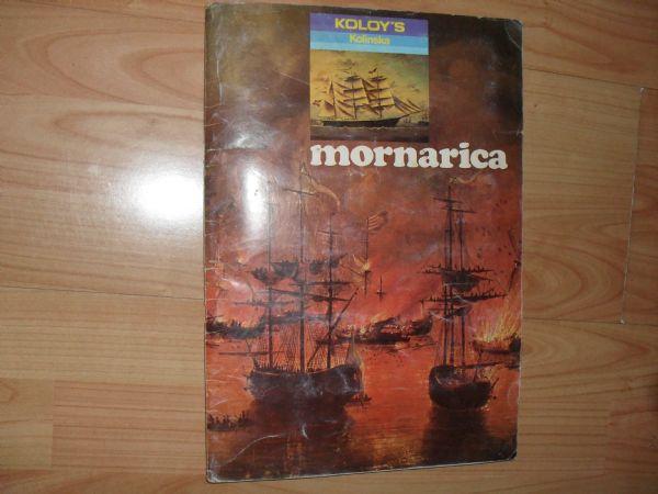 MORNARICA - KOLOYS iz 1974. 170/284 (+4)