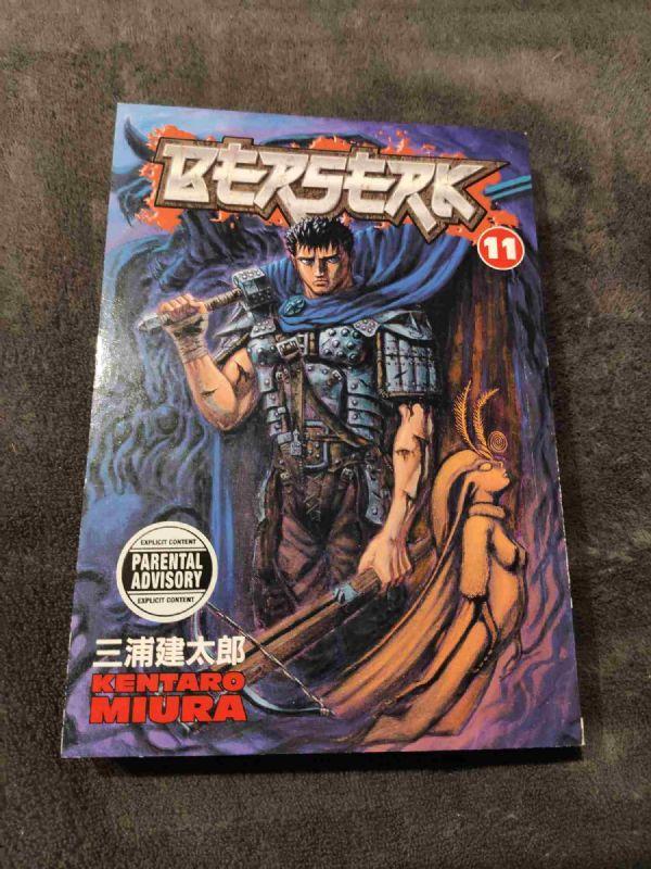 Berserk v11 (Dark Horse)