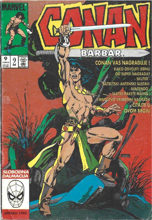 CONAN BARBAR 2