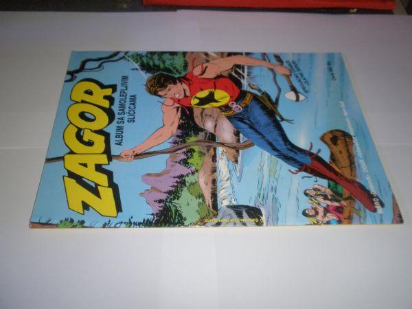 ALBUM ZAGOR - PUN ( 5/GLANC )