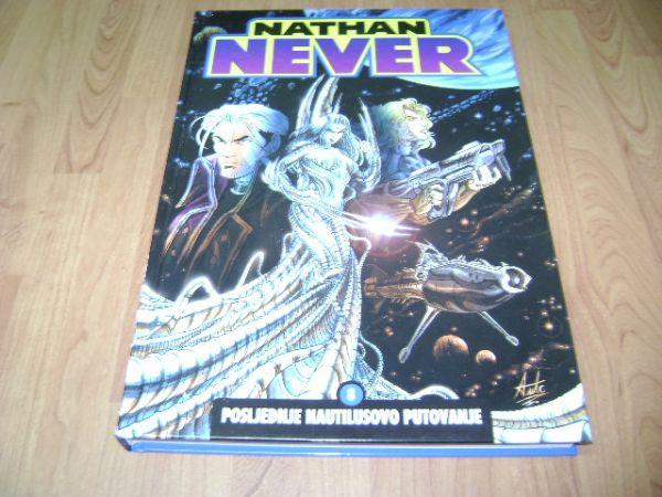 NATHAN NEVER Gigant # 08 Posljednje Nautilusovo putovanje