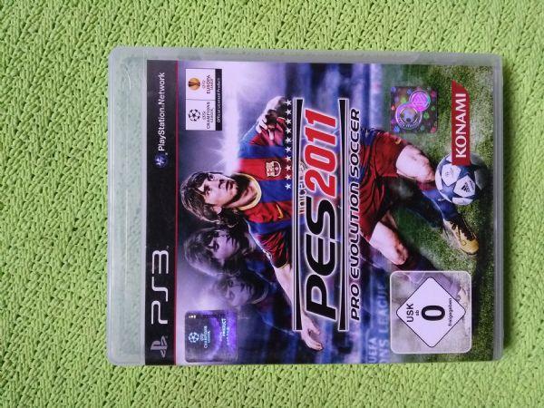 PES 2011 Pro evolution soccer za PS3