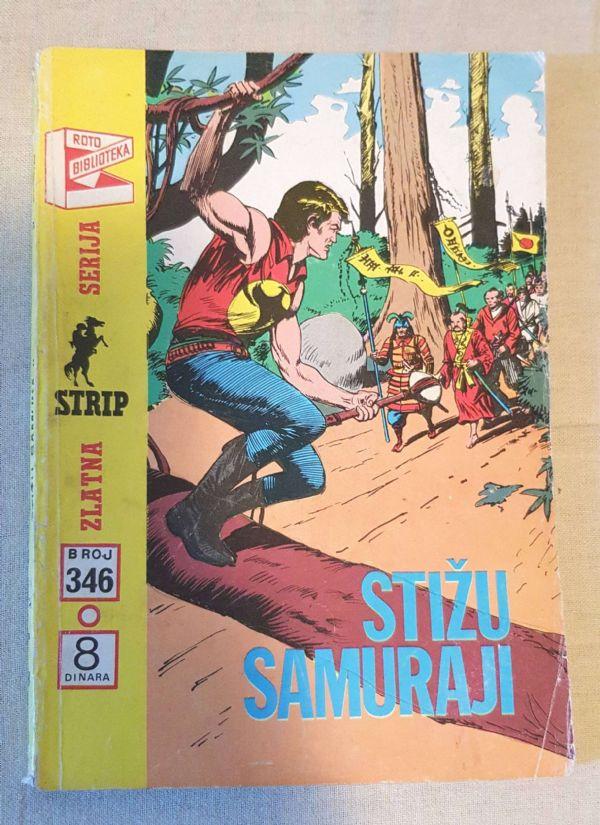 ZS 346: Stižu samuraji