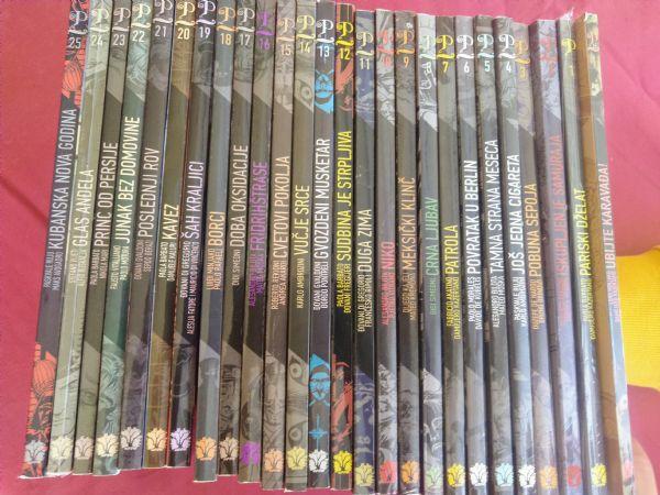 Jedno doba,Jedna priča  (Darkwood) Komplet brojeva 1-25 + specijal u boji (-5/5) !!!!