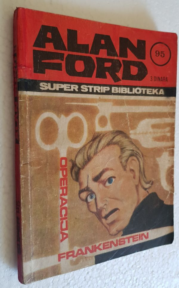 ALAN FORD br. 3