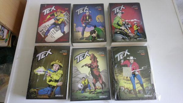 TEX VC 1-5 + 7