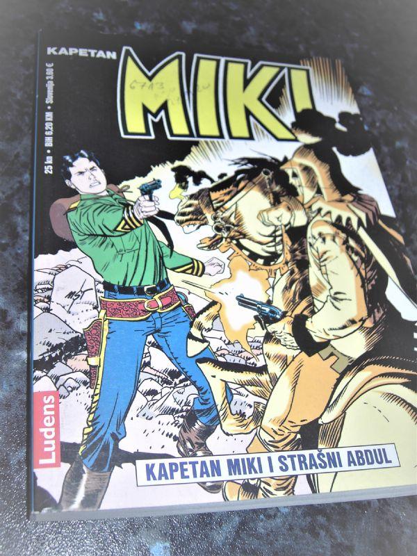 Kapetan Miki L-13  K.Miki i strašni Abdul (+4)