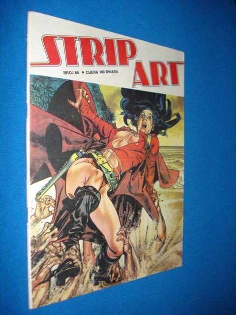 STRIP ART br. 64