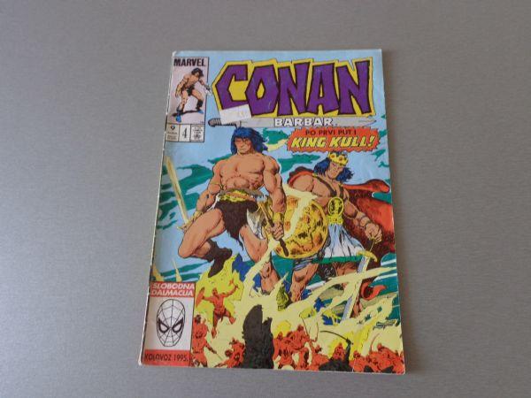 CONAN BARBAR Br 4  SD  ( 4+ )