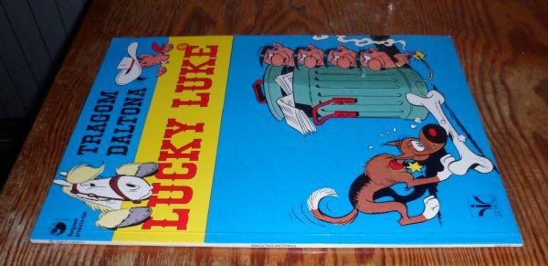 Lucky Luke br. 5 - Tragom Daltona