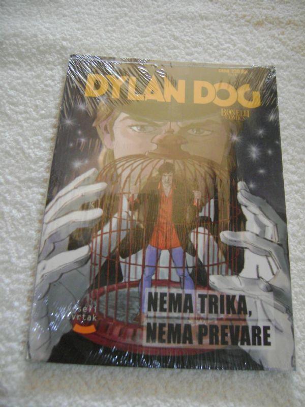 DYLAN DOG 82 - NEMA TRIKA, NEMA PREVARE - VESELI ČETVRTAK