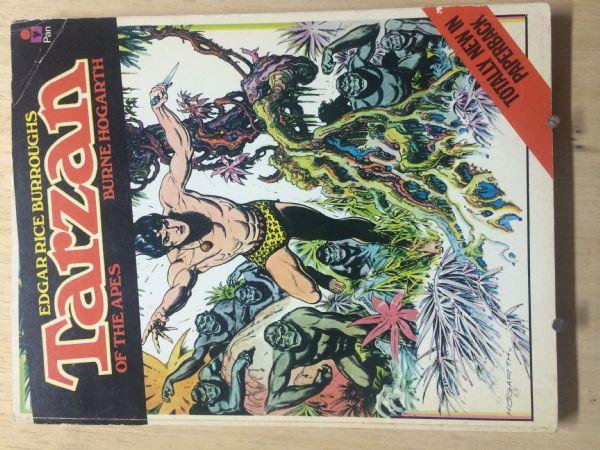 Tarzan of the apes -.-  Pan