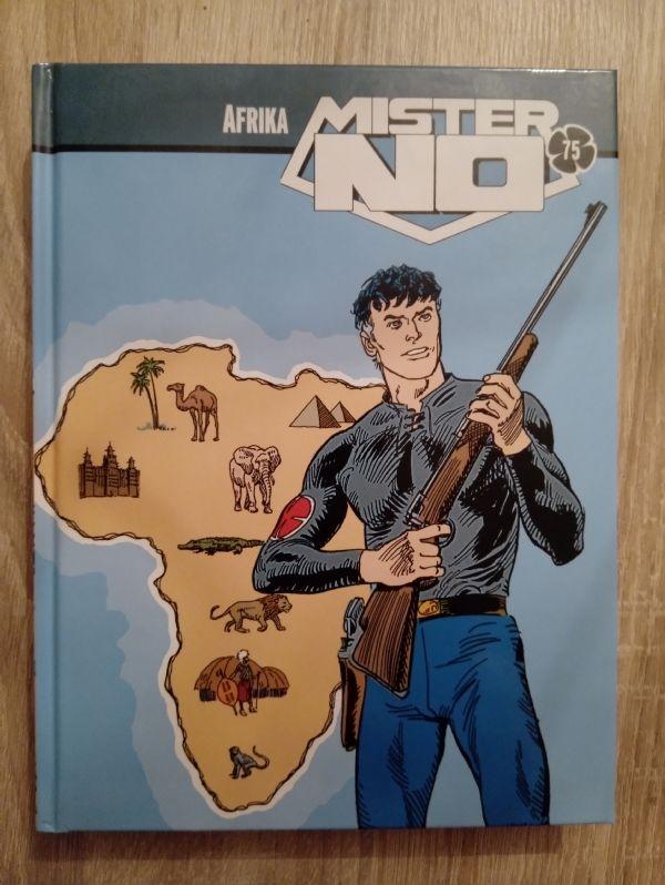 Mister No 75: Afrika (Libellus)