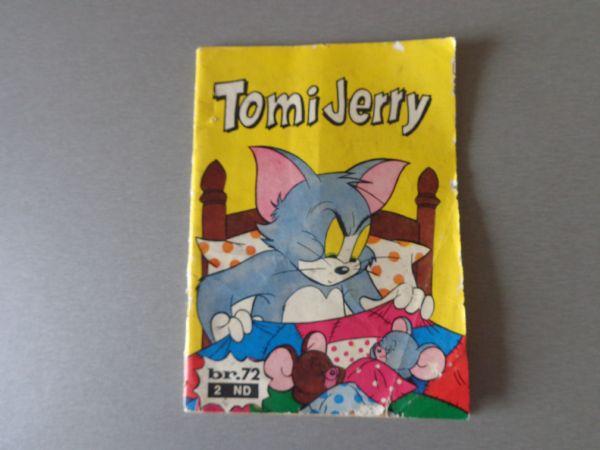 TOM I JERRY Br 72  1971 GOD.  ( 4 )