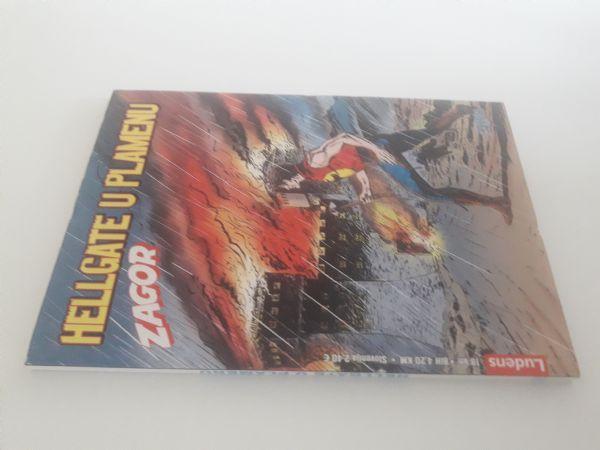 Zagor 276 - Hellgate u plamenu (Ludens)