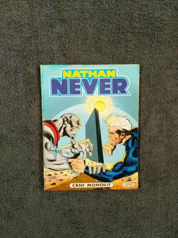 Nathan Never SD - br. 2 - Crni monolit (4+)