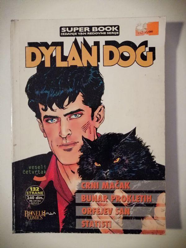 Dylan Dog superbook 15 (Veseli četvrtak)