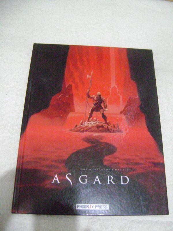 ASGARD - PHOENIX PRESS