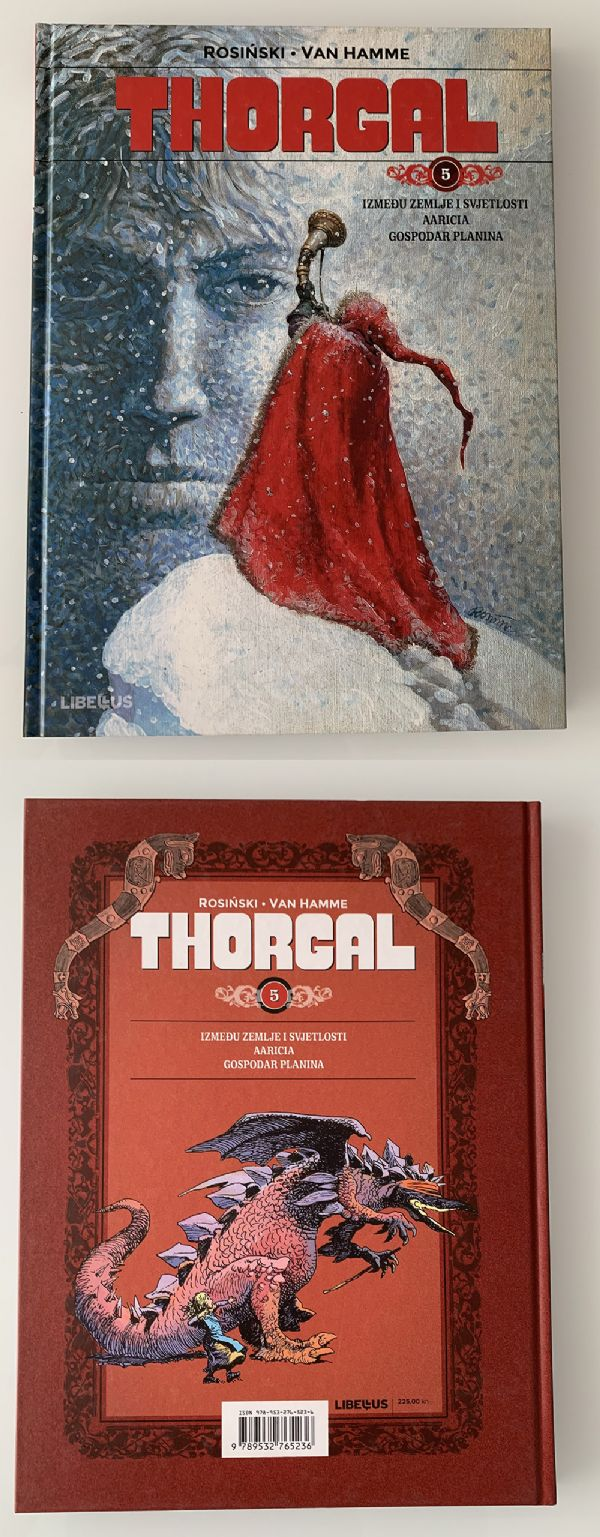 ***THORGAL 05 (LIBELLUS)***
