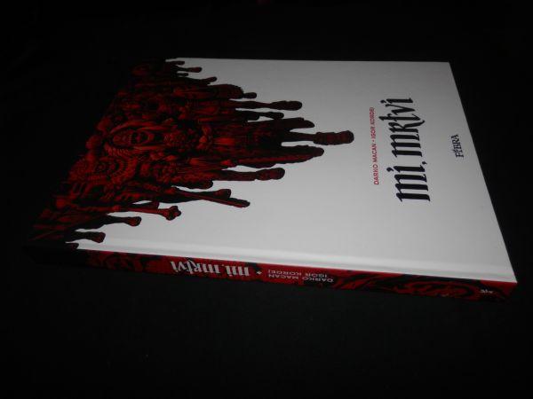 MI, MRTVI KOLORKA SPECIJAL 13 FIBRA (5) OD 1 KN!!!