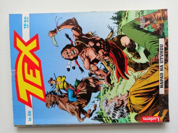 Tex 66 - Napad na utvrdu (Ludens)