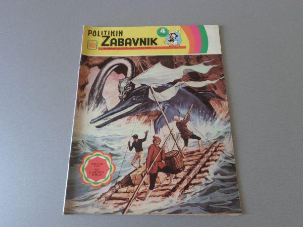 POLITIKIN ZABAVNIK Br 1193  1974 GOD.  ( 4+ )