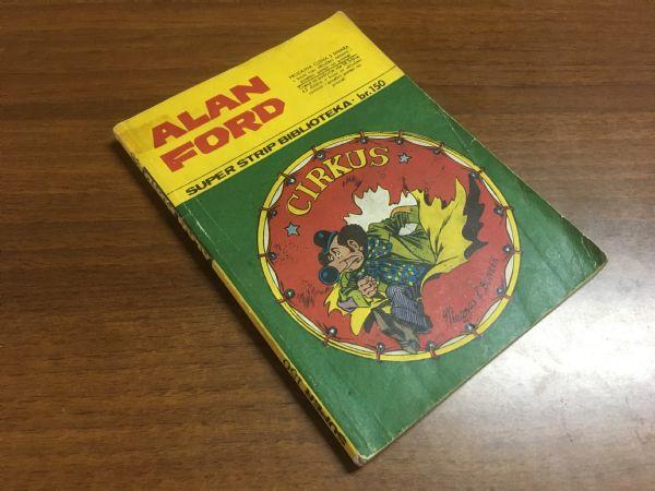 Alan Ford ssb 28